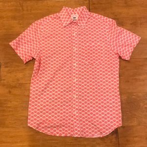 Old Navy Men's Button Down Shirt
